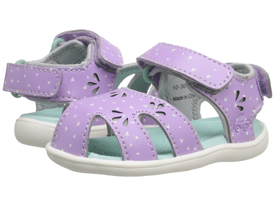 See Kai Run Kids - Yuma (Toddler) (Lavender) Girl's Shoes