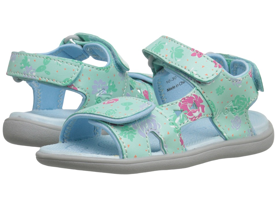 See Kai Run Kids - Makena (Toddler) (Mint) Girl's Shoes