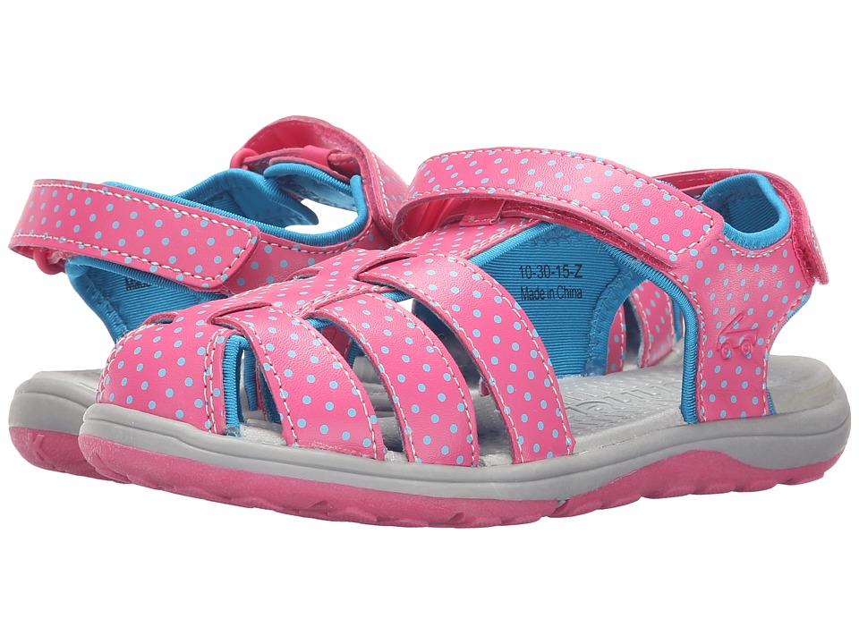 See Kai Run Kids - Hartford (Toddler/Little Kid) (Hot Pink) Girl's Shoes