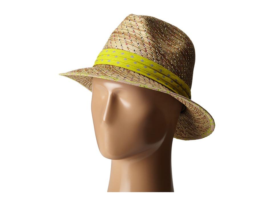 Pistil - Emmylou (Citron) Fedora Hats