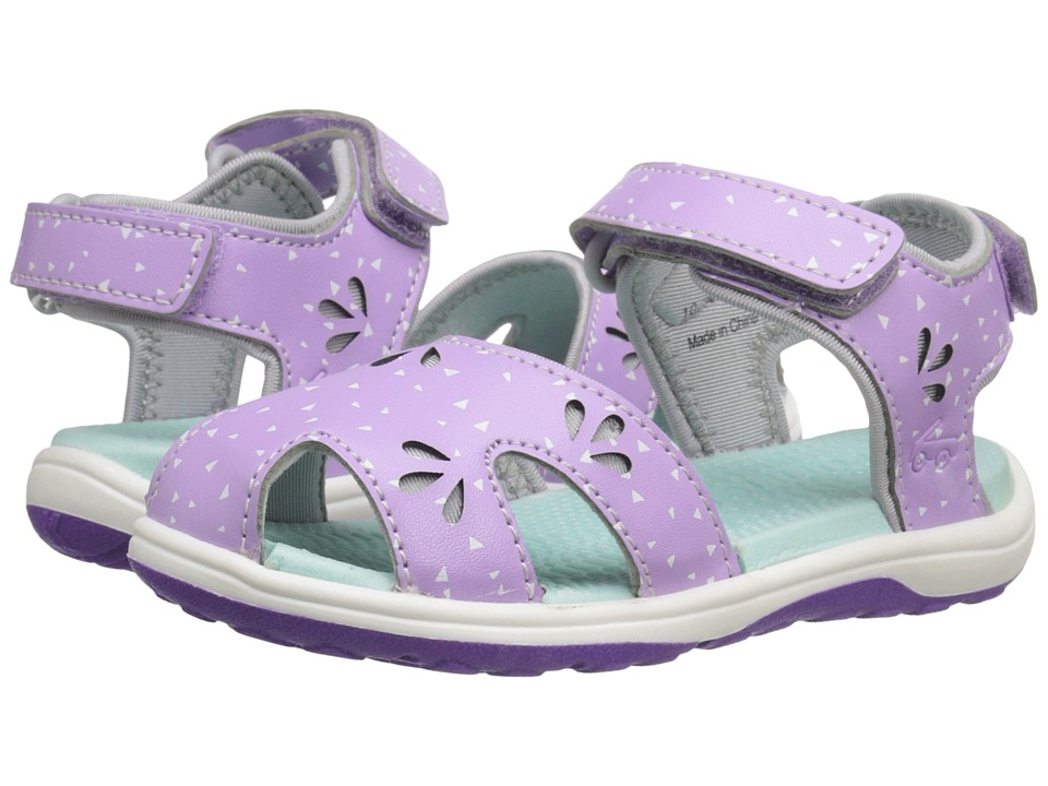 See Kai Run Kids - Leelanau (Toddler/Little Kid) (Lavender) Girl's Shoes