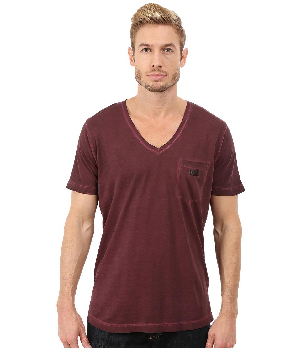 Diesel - T-Orthos T-Shirt (Wine) Men