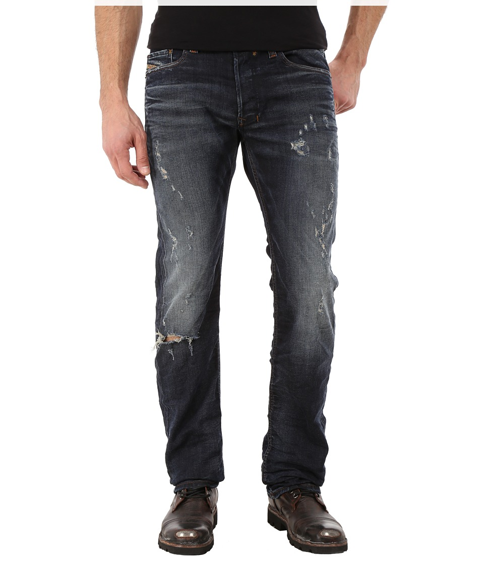Diesel - Safado Trousers in Denim 844T (Denim) Men's Jeans