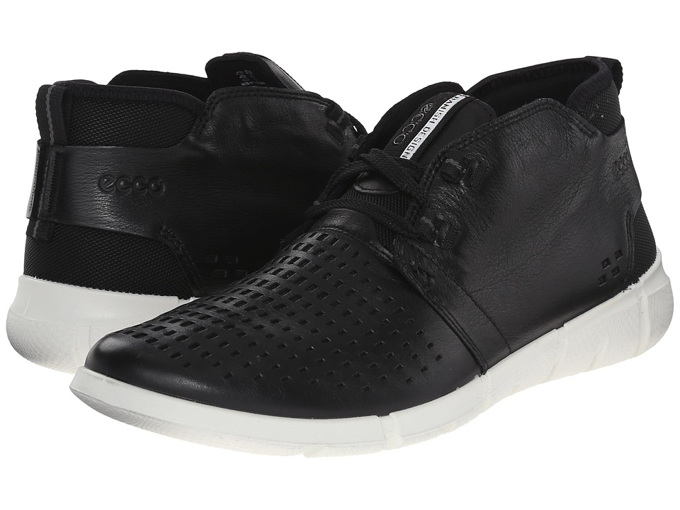 ECCO Sport - Intrinsic Chukka (Black) Men's Shoes