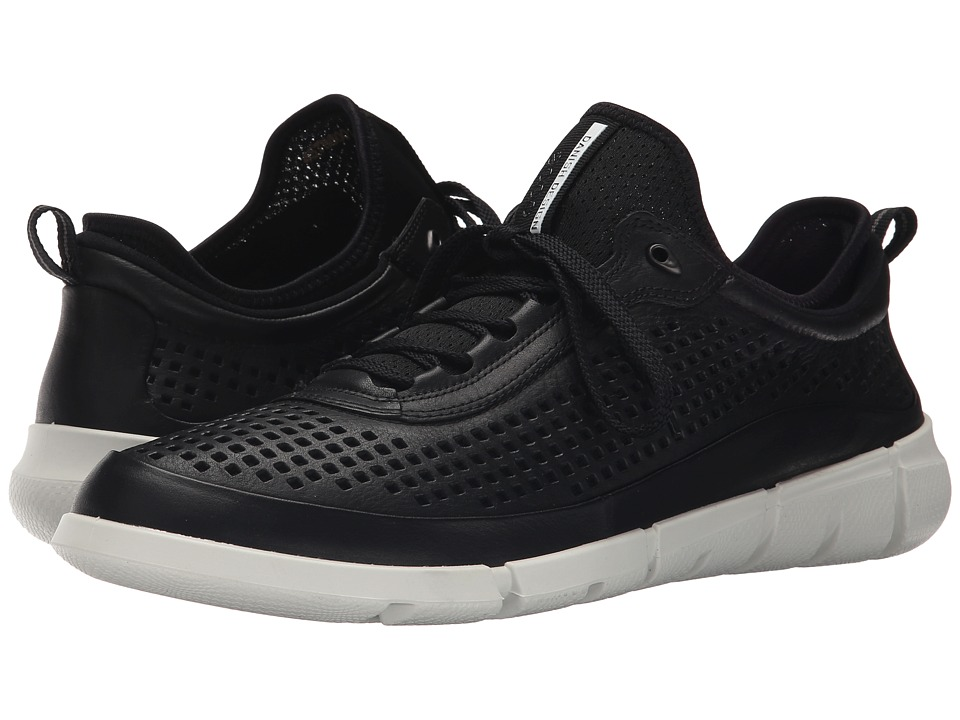 ECCO Sport - Intrinsic Sneaker (Black/Black) Men's Shoes
