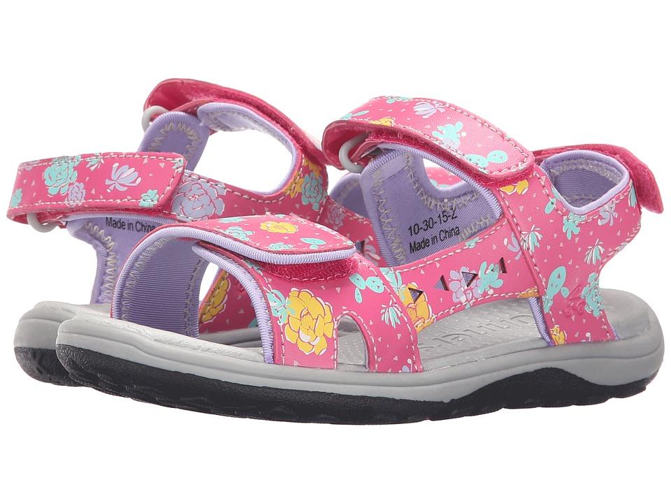 See Kai Run Kids - Arcadia (Toddler/Little Kid) (Hot Pink) Girl's Shoes