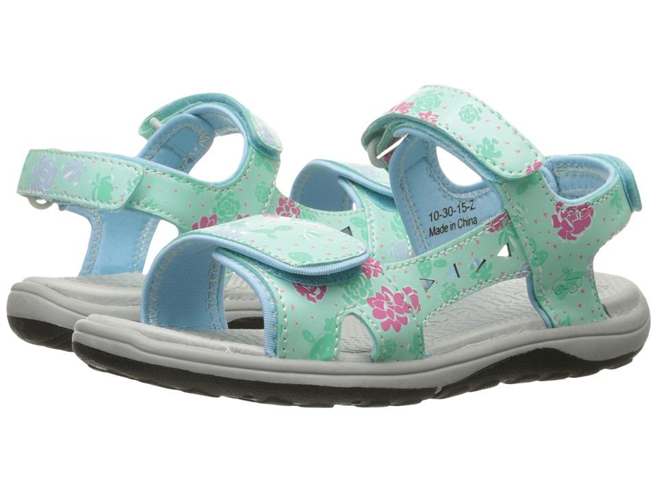 See Kai Run Kids - Arcadia (Toddler/Little Kid) (Mint) Girl's Shoes