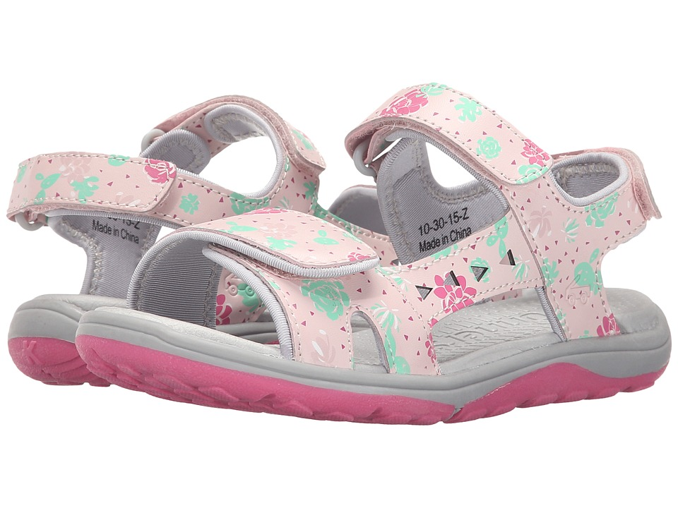 See Kai Run Kids - Arcadia (Toddler/Little Kid) (Pink) Girl's Shoes