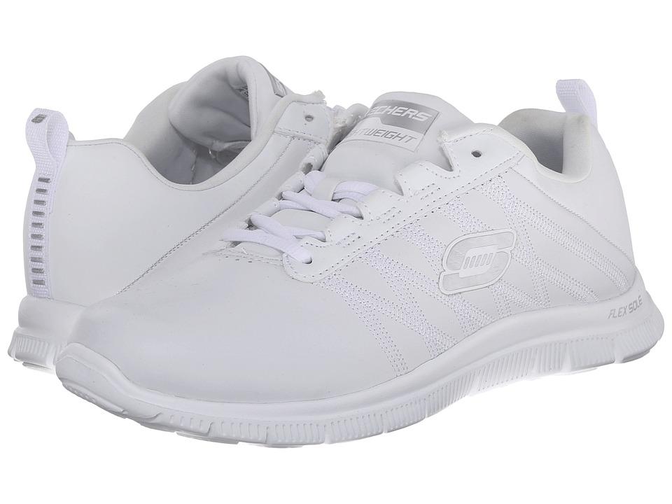 SKECHERS - Flex Appeal - Pure Tone (White) Women