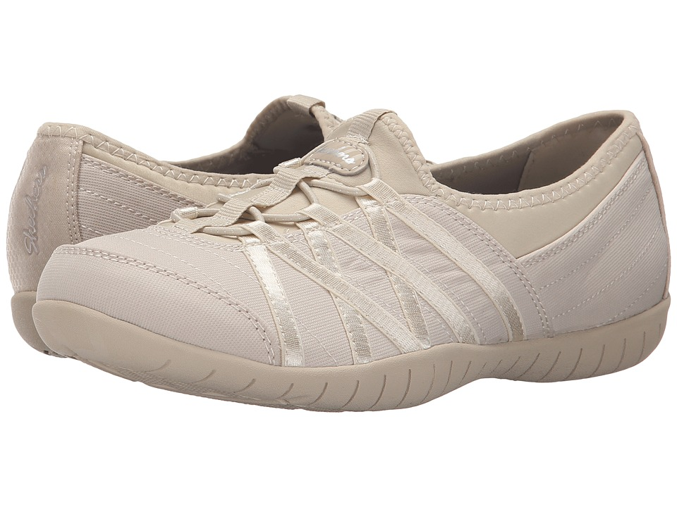 SKECHERS - Atomic - All In (Natural) Women's Lace up casual Shoes