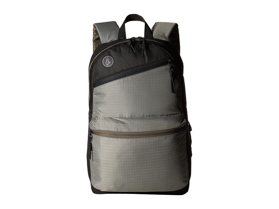 Volcom - Academy (Black Combo) Backpack Bags