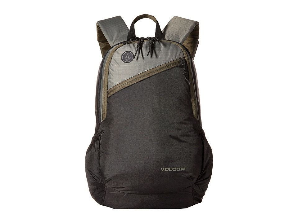 Volcom - Substrate (Black Combo) Backpack Bags