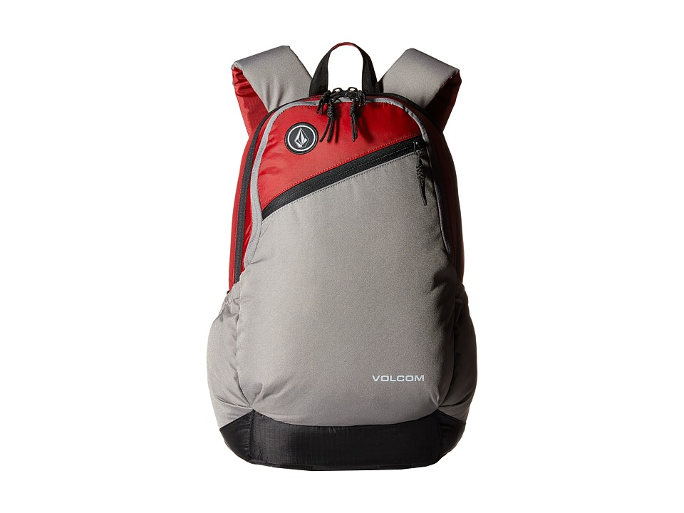 Volcom - Substrate (Crimson) Backpack Bags