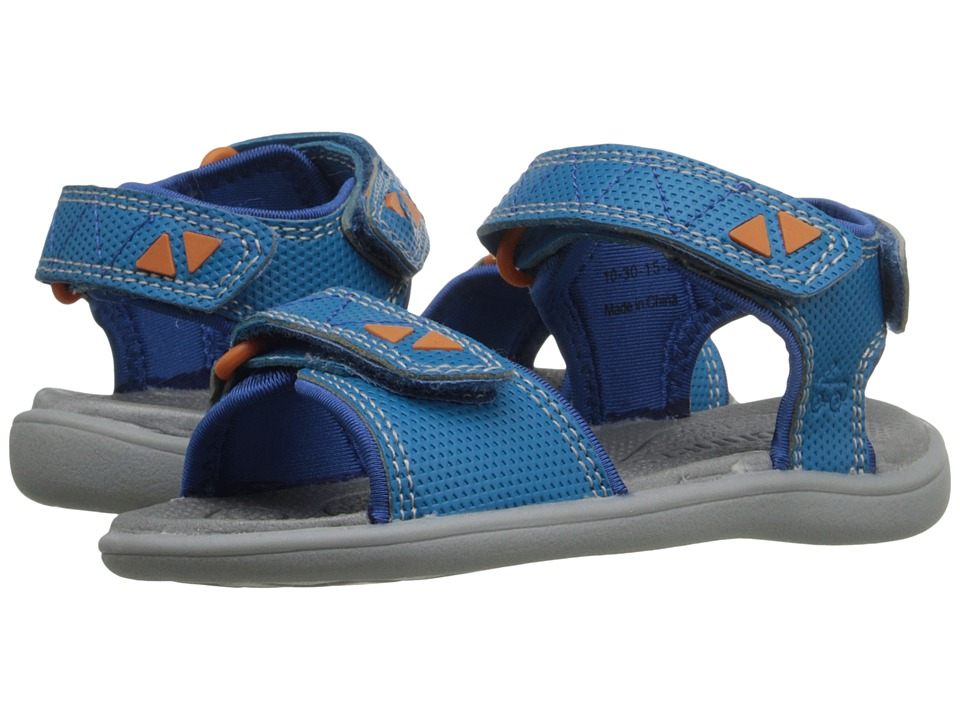 See Kai Run Kids - Jetty (Toddler) (Blue) Boy's Shoes