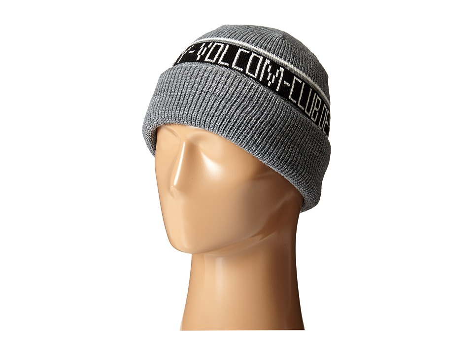Volcom - Destroy Me Beanie (Heather Grey) Beanies