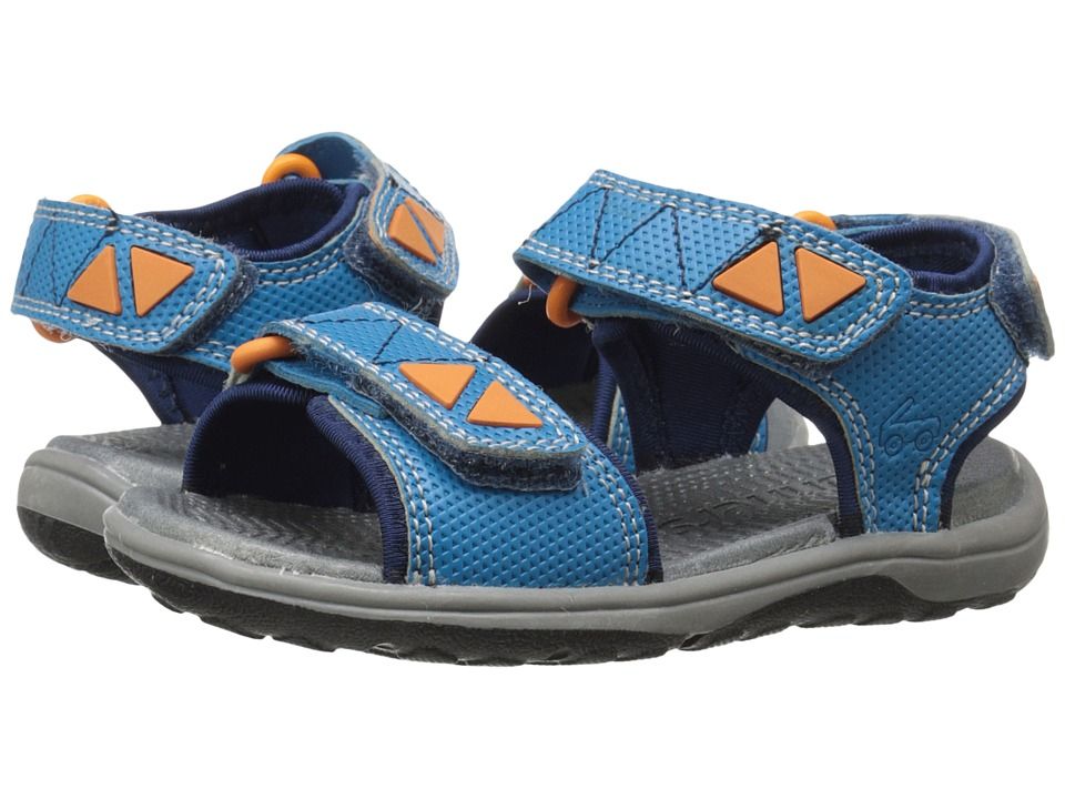 See Kai Run Kids - Mackinac (Toddler/Little Kid) (Blue) Boy's Shoes