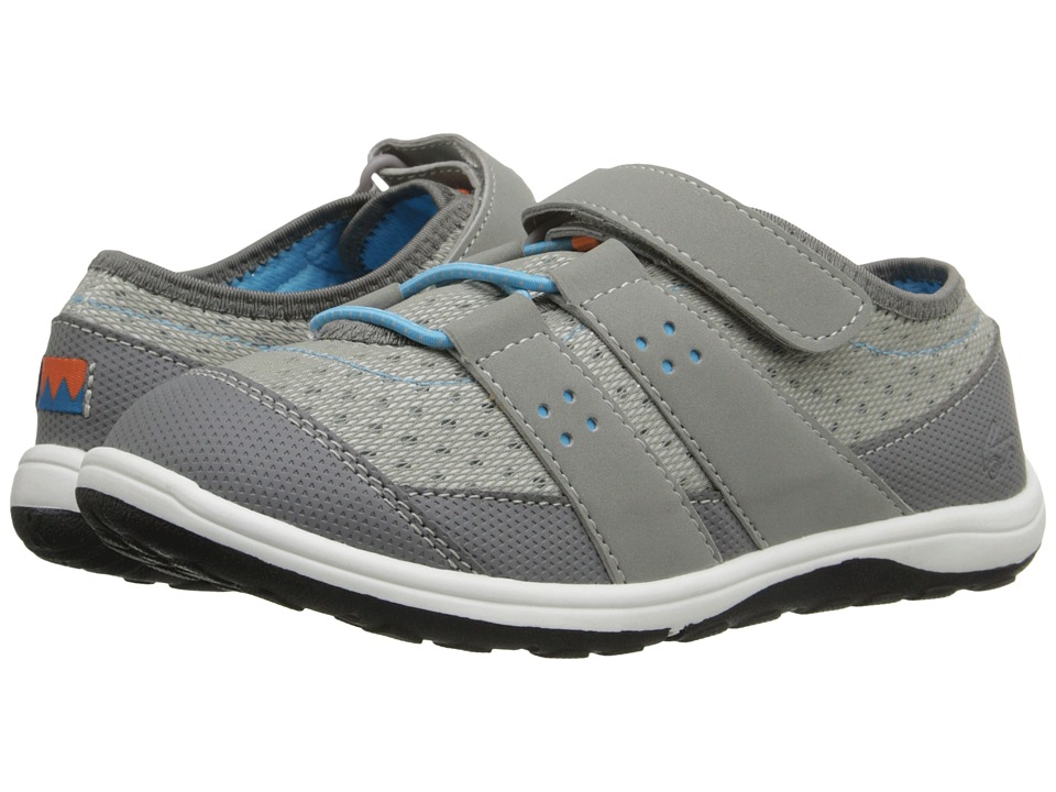 See Kai Run Kids - Magnuson (Toddler/Little Kid) (Gray) Boy's Shoes