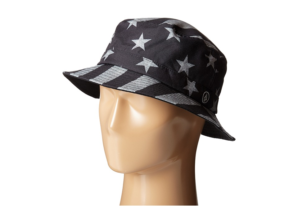 Volcom - Bar Star Bucket (Heather Grey) Bucket Caps