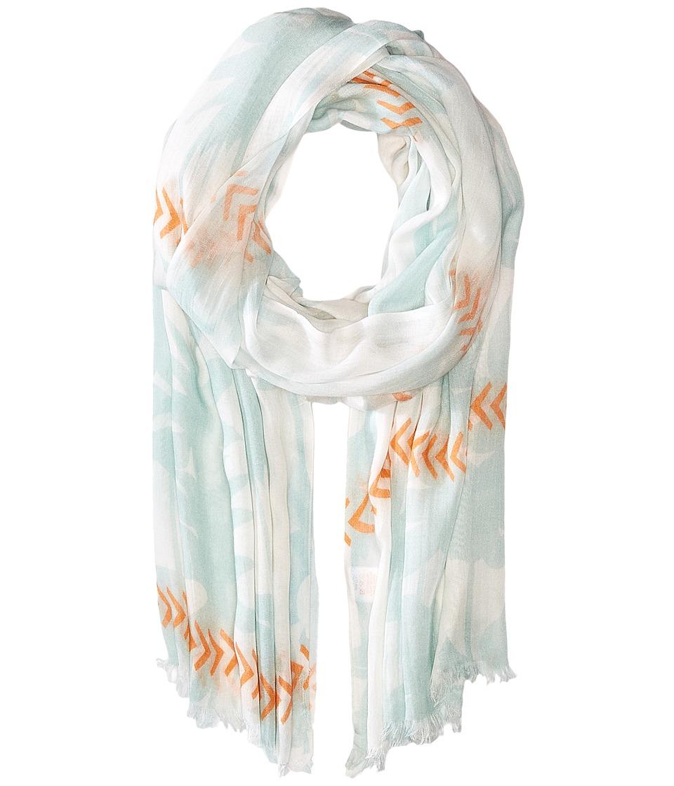 Pistil - Meilan Scarf (Gray) Scarves