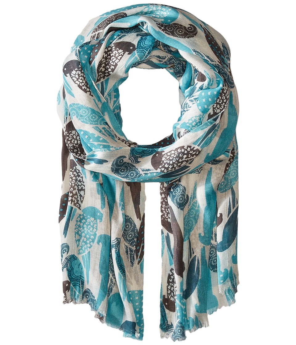 Pistil - Kea Scarf (Aqua) Scarves