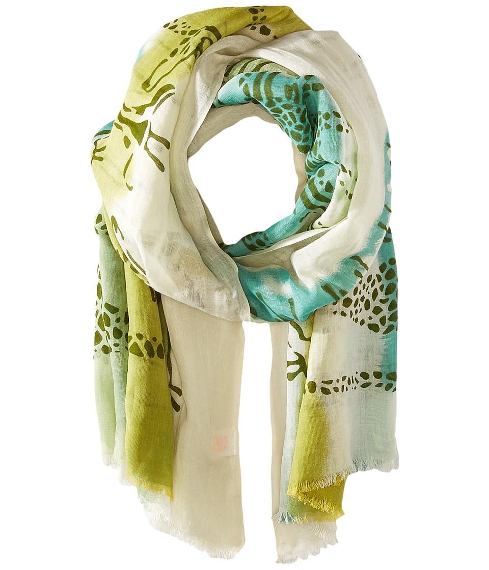 Pistil - Neema Scarf (Jade) Scarves