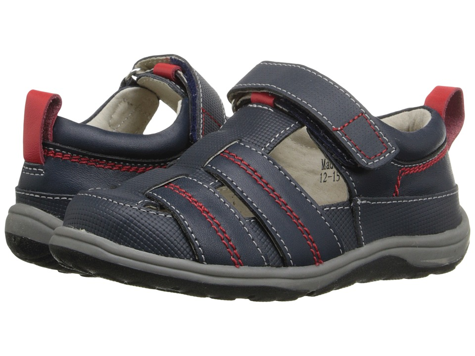 See Kai Run Kids - Christopher II (Toddler/Little Kid) (Blue) Boys Shoes