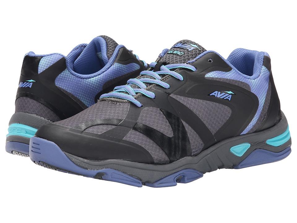 Avia - GFC Impact (Iron Grey/Black/Neutron Blue/Winter Blue) Women's Shoes
