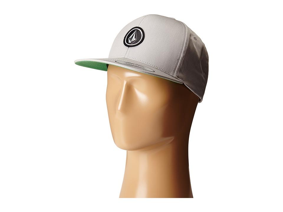 Volcom - Quarter (Grey) Baseball Caps