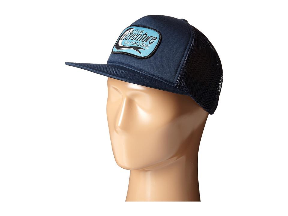 Volcom - Chilli Cheese Hat (Navy) Caps