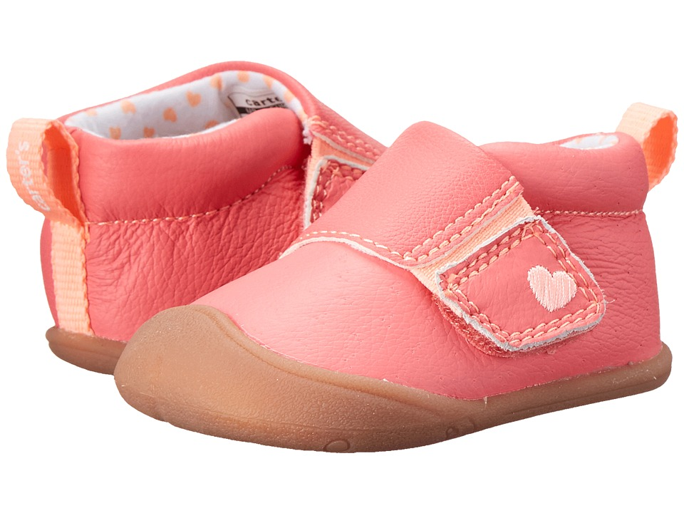 Carters - Every Step Abby Stage 1 (Pink) Girls Shoes