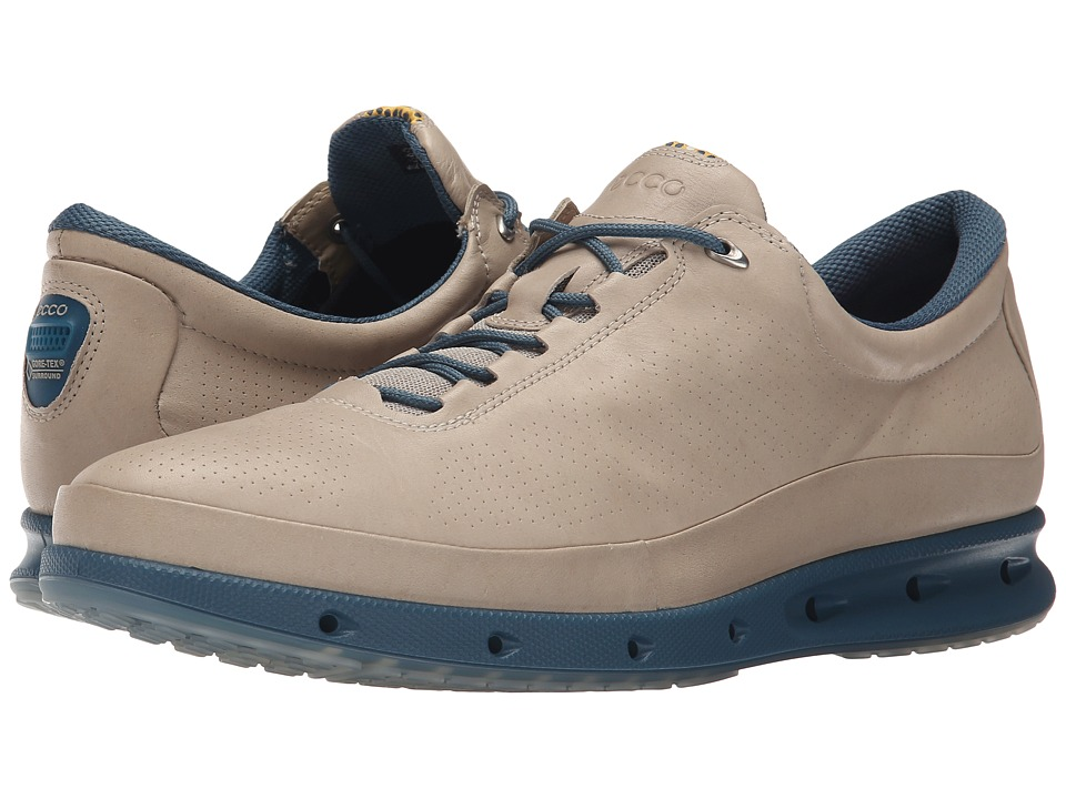 ECCO Sport - ECCO Cool (Oyester/Petrol) Men's Walking Shoes