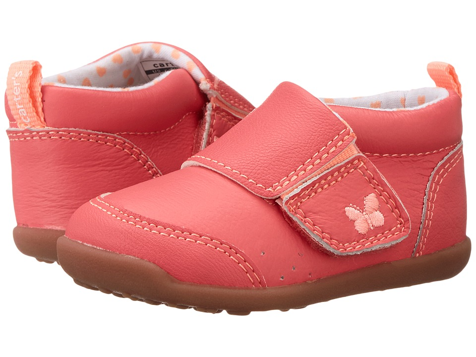 Carters - Every Step Eve Stage 3 (Pink) Girl's Shoes