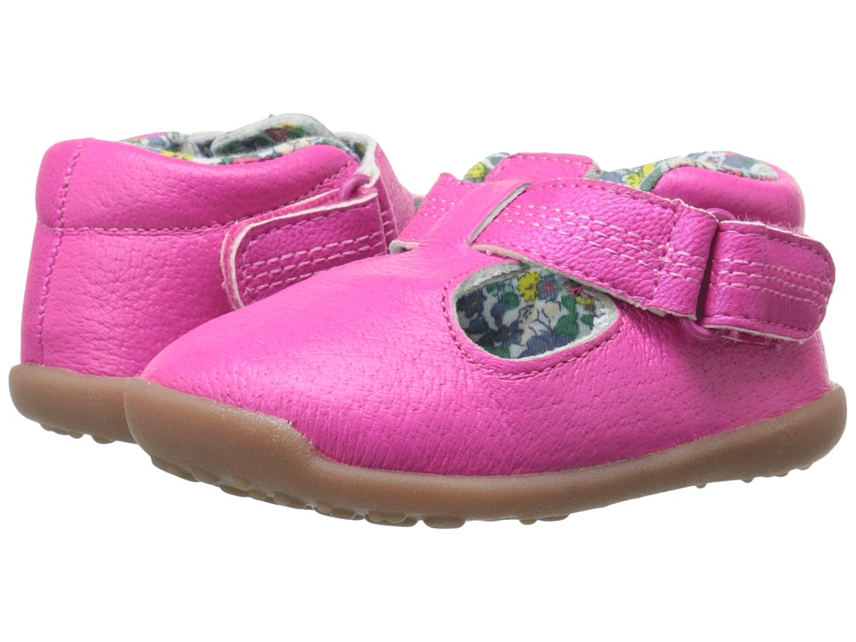 Carters - Chloe-P3 (Toddler) (Pink/Island Pink) Girl's Shoes