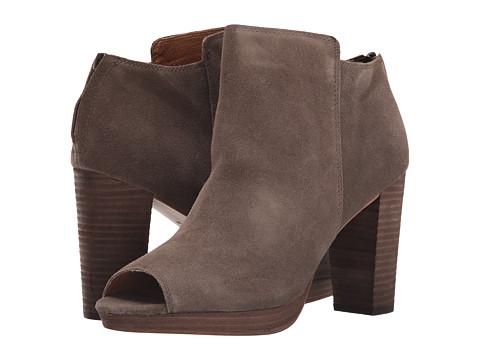 Corso Como - Edie (Taupe Suede) Women's Dress Zip Boots