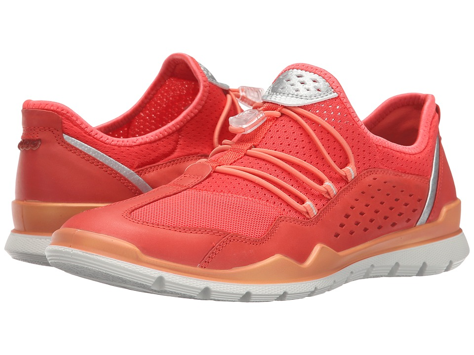 Ecco Performance - Lynx (Coral Blush/Coral Blush) Women's Walking Shoes