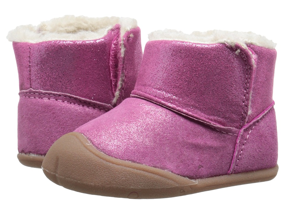 Carters - Bucket-GC (Infant) (Pink Glitter) Girl's Shoes