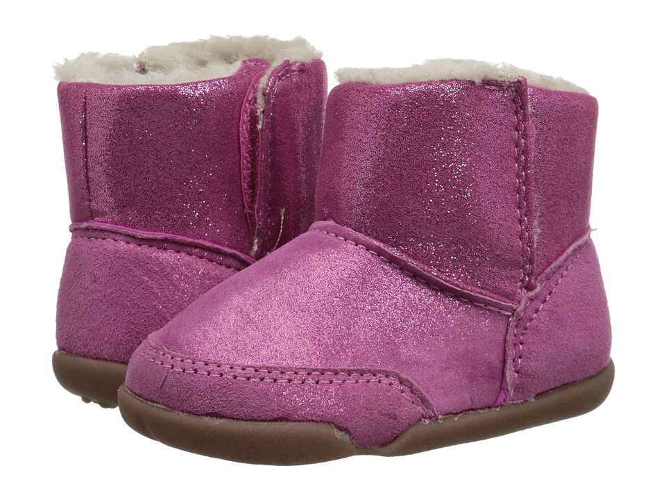 Carters - Bucket-GS (Infant/Toddler) (Pink Glitter) Girl's Shoes