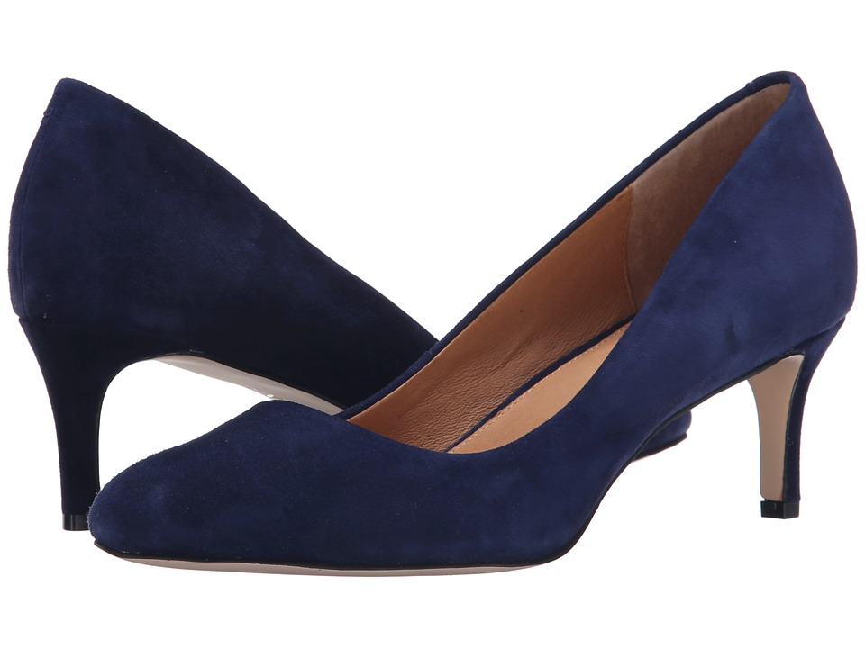 Corso Como - Lisbeth (Navy Suede) High Heels