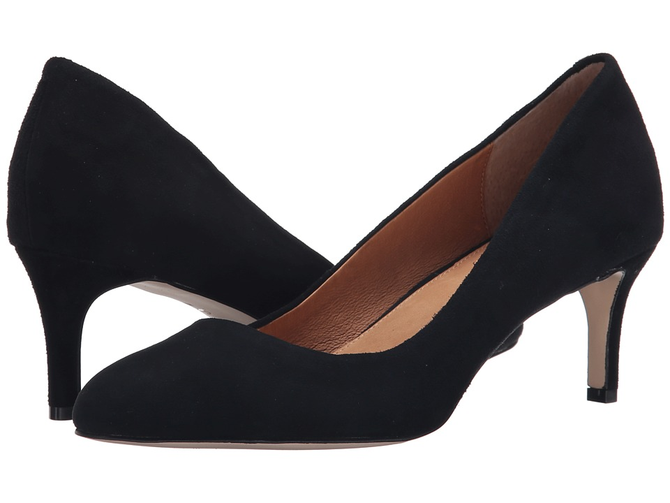 Corso Como Lisbeth (Black Suede) High Heels