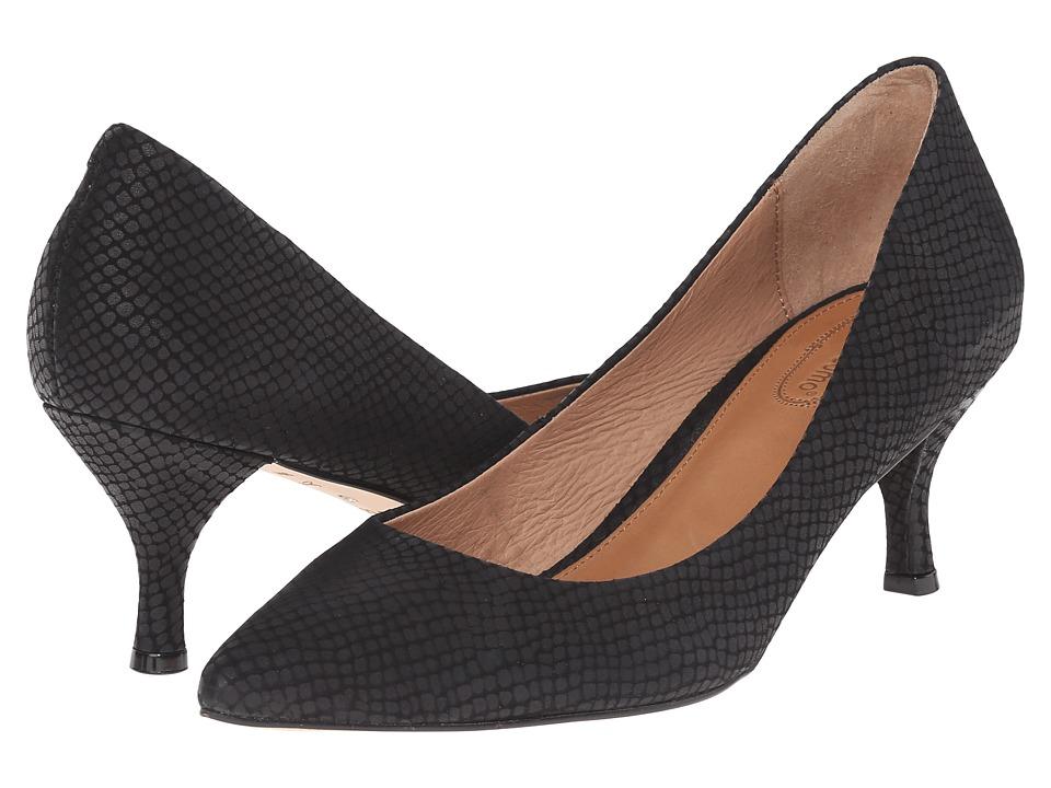 Corso Como - Penny (Black Snake) High Heels