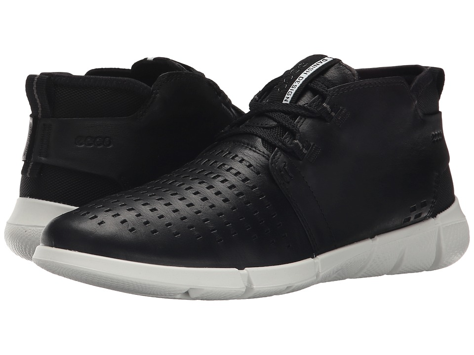 ECCO Sport - Intrinsic Chukka (Black) Women's Shoes