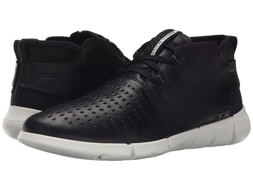 ECCO Sport - Intrinsic Chukka (Black) Women's Shoes
