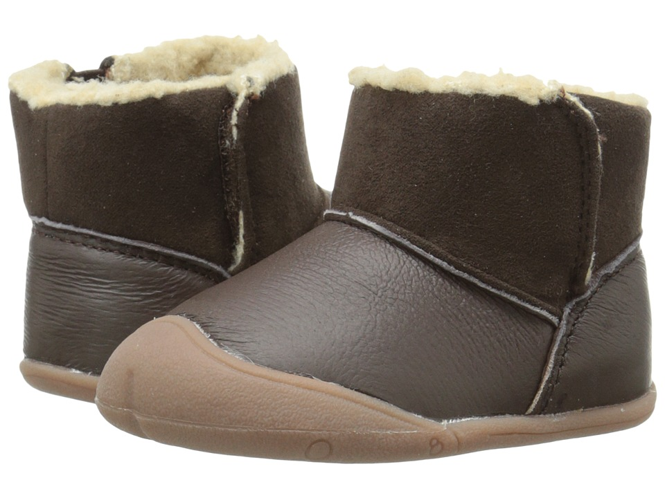 Carters - Bucket-BC (Infant) (Brown) Boy's Shoes