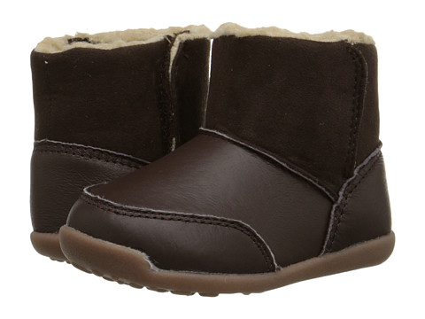 Carters - Bucket-BW (Toddler) (Brown) Boy's Shoes