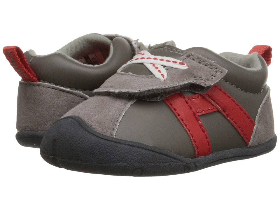 Carters - Oldie-BC (Infant) (Dark Grey) Boy's Shoes