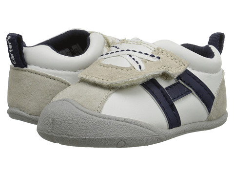 Carters - Oldie-BC (Infant) (White) Boy's Shoes