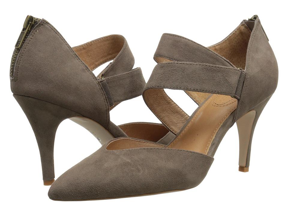 Corso Como Carroll (Taupe Suede) High Heels