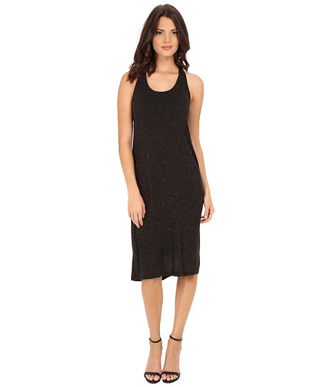 Splendid - Sparkle Jersey Dress (Black) Women's Dress