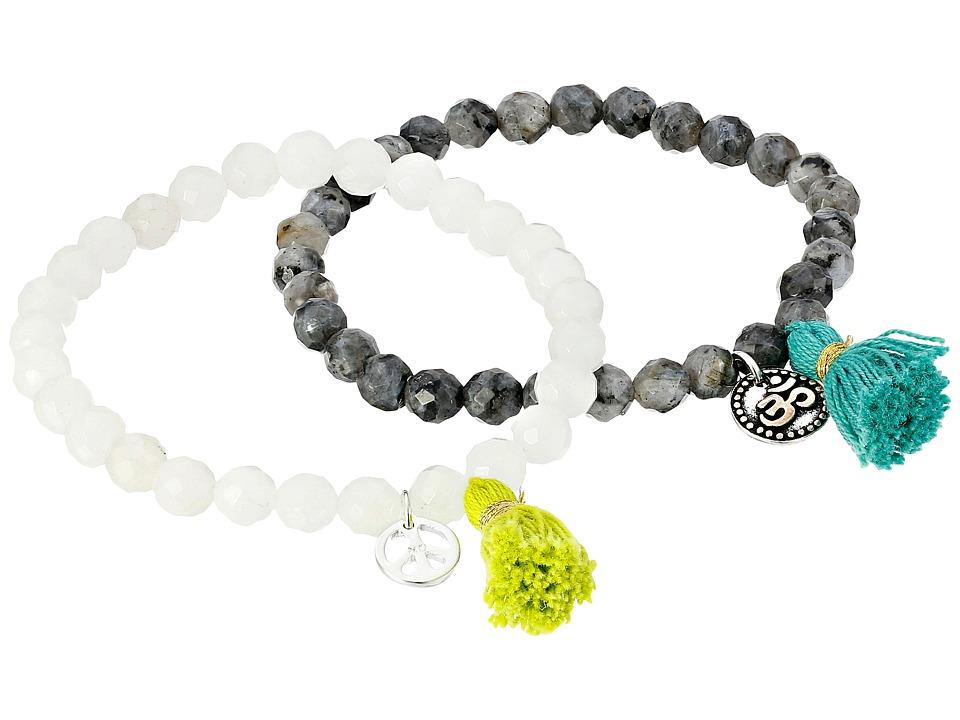 Dee Berkley - Peace and Harmony Bracelet (Multicolor) Bracelet