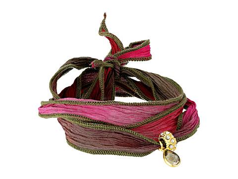 Dee Berkley - High Spirits Bracelet (Pink/Green) Bracelet